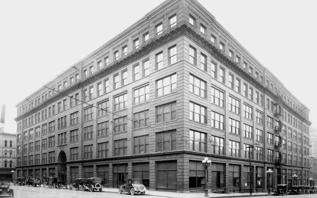 The Origins of the Waters Building
